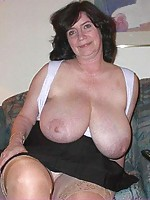 mom on huge black cock